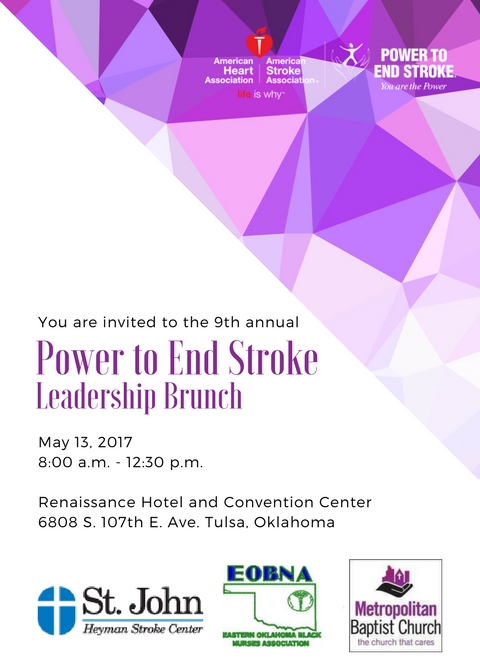 2016-2017 Tulsa Power To End Stroke