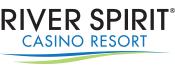 River Spirit Casino Resort Sponsor Logo