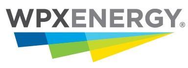 WPX Energy Sponsor Logo